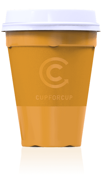 The Good Cup - wiederverwendbarer Becher für Coffee-to-go
